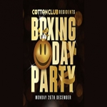 Cotton Club Boxing Day Party
